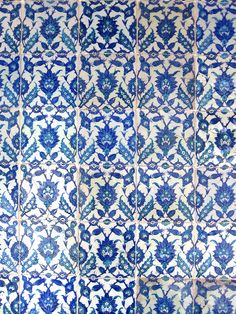 turkish tiles ~
