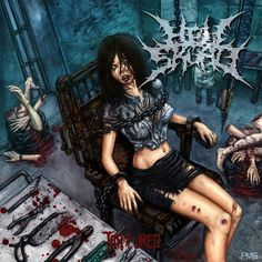 Phil McDermott - Heavy Metal Artwork