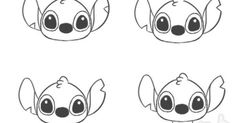 Stich #Disney #fanart | Disney World | Pinterest | Stitch, Drawings and Doodles