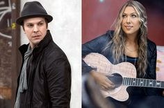 Great Giveaway! Meet Gavin DeGraw & Colbie Caillat