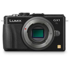 Panasonic LUMIX DMC-GX1 Mirrorless...     $239.00