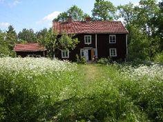 """""""Svensk  ødegård."""""""