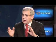 February 15, 2012- Stanley Bergman's Interview on #Reuters, via YouTube.