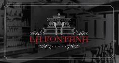 """Vedi il mio progetto @Behance: """"Restyling Logo Bar La Fontana"""" https://www.behance.net/gallery/53425459/Restyling-Logo-Bar-La-Fontana"""