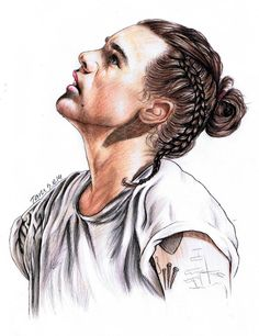 Harry styles, one direction, and art image Arte One Direction, One Direction Drawings, Harry Styles Dibujo, Harry Styles Drawing, Harry Styles Zeichnung, How To Draw Braids, Hipster Art, Harry Styles Wallpaper, Harry Styles Imagines