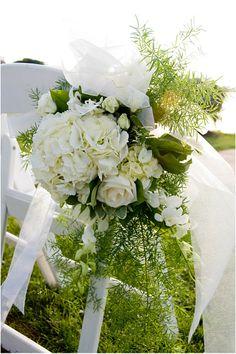 Rhode Island wedding, ceremony detail
