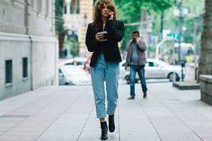 Streetstyle на Mercedes-Benz Fashion Week Tbilisi | Мода | STREETSTYLE | VOGUE