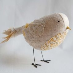 friday fun finds: fabric birds | kojodesigns