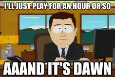 Happens to all of us.  #gaming #videogames