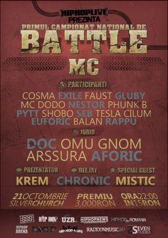 Finala BATTLE MC