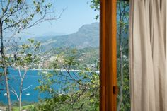 A view to the Zihuatanejo Bay from one of our suites at Solana boutique Bed & Breakfast