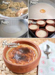 Süt Helvası Tarifi Turkish Recipes, Ethnic Recipes, Turkish Breakfast, Turkish Sweets, Food Words, Pastry Cake, Snacks, Food Blogs, Nutella