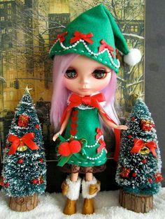 Christmas Blythe