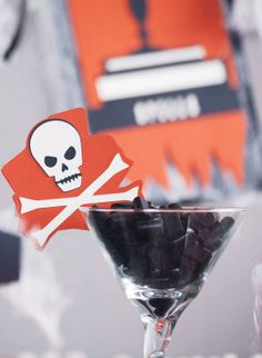 #Halloween Drink Charm by Cricut® #MichaelsStores