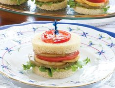 ... about tea party on Pinterest | Tea sandwiches, Scones and Tea cakes