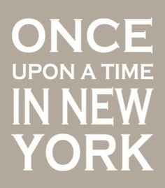 New York Love. That's where my love story started ;)