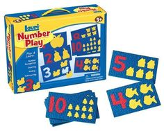 Lauri Toys Number Play