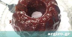 Κέικ σοκολάτας από την Αργυρώ Μπαρμπαρίγου | Αφράτο κέικ όλο σοκολάτα, με επικάλυψη που ολοκληρώνει την απόλαυση. Όλη η οικογένεια θα το λατρέψει!