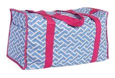 #forme Molly Duffel Bag, Blue on OneKingsLane.com