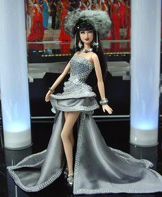 Miss Tibet Barbie Doll 2010 Tibet, Barbie Miss, Barbie Style, Barbie Wardrobe, Diva Dolls, Beautiful Barbie Dolls, Barbie Princess, Barbie Collection, Barbie Friends