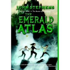 The Emerald Atlas FIC:STE