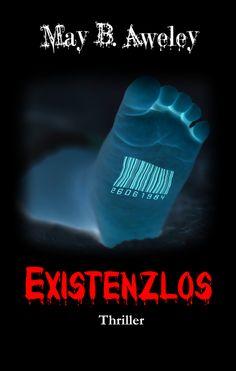 Die Polizistin Alicia Juárez wird im Central Park bewusstlos aufgefunden. Wie im nahegelegenen Krankenhaus später festgestellt wird, leidet sie an retrograder Amnesie. Während sie versucht, ihrer Vergangenheit auf die Spur zu kommen, findet sie dunkle Geheimnisse. Sie öffnet dabei Türen, die besser verschlossen geblieben wären ... Zu finden auf: http://www.amazon.de/Existenzlos-Thriller-May-B-Aweley-ebook/dp/B00J0E656U/ref=tmm_kin_title_0?ie=UTF8&qid=1401469884&sr=8-1