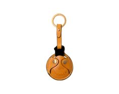 BMW_mini smart key case. Handmade Buttero Leather Smart Key Cover/Case   -Handmade by: Custom Republic  -Leather: Vegetable leather from Conceria Walpier & Vera Pelle -Attachment pieces: 18K gold satin coating - Colors: natural, yellow, orange, brown, navy, and camouflage -Thread & Stitching: Serafil (from Germany)  -Measurement: 5.3 cm x 13.5cm