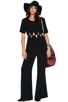 Love Triangle Jumpsuit | Shop What's New at Nasty Gal