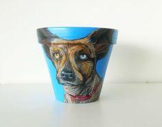 Custom pet portrait, $55