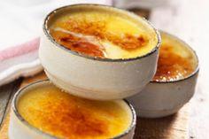 Crème aux oeufs vanille (Dukan)