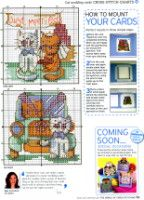 "Gallery.ru / WhiteAngel - Альбом ""The world of cross stitching 139"""