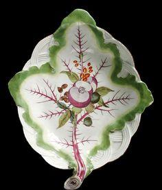 18th century Chelsea Porcelain Factory dish