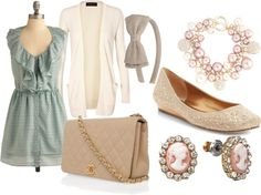 """""""Boyfriend"""" by fashboulevard on Polyvore. Love it, especially the bag and shoes :)"""