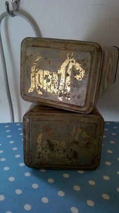 Vintage Spratt's dog biscuit tins   eBay