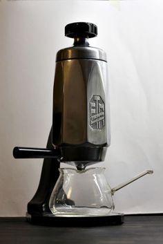 60's Art Deco Antique Vintage RARE Retro Hungarian Coffee Maker FTM Unipress | eBay