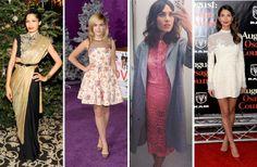 Alexa Chung, Kiernan Shipka Top This Week's Best Dressed List