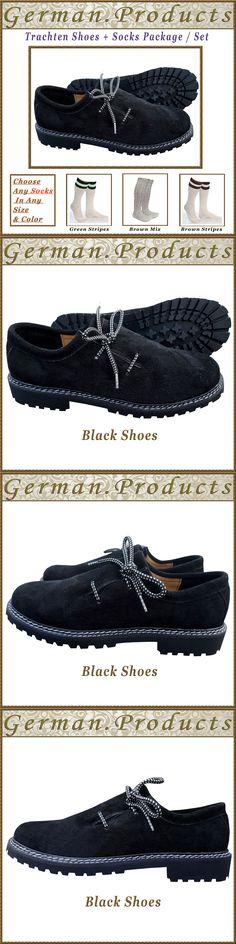 Lederhosen 163144: Oktoberfest Lederhosen German Bavarian Trachten Shoes + Socks Package Set Gp52 -> BUY IT NOW ONLY: $48.5 on eBay!