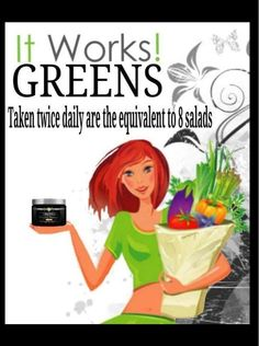 Greens from It Works Global can help balance your Ph and alkalize your body! Cancer cannot survive in an alkalized body! Buy your It Works today! http://www.comewrapwithjodie.myitworks.com