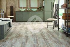 wood grain vinyl floor