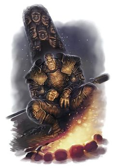 dark stone characters images - Google Search