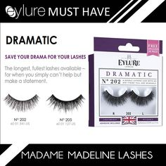 10c8d95db0b 33 Best Eylure Lashes images in 2019 | Eylure lashes, Eyelash brands ...