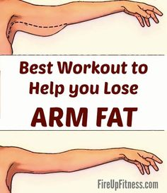 http://www.sweetmacaw.com/2016/12/15/get-rid-fat-arms/ #fitness #arms #health
