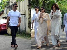 Akshay Kumar attends Shilpa Shetty's father's funeral - Times of India