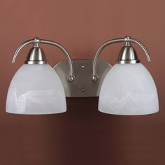 Volume International V2612 2 Light Kora Fixtures Bathroom Light