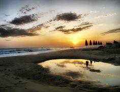 Sunrise in Rethymno, Crete