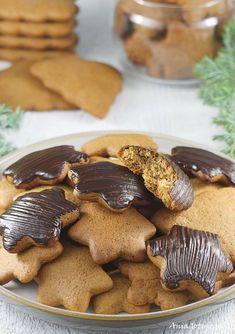 Pierniczki   AniaGotuje.pl Easy Baking Recipes, Pavlova, Dessert Recipes, Desserts, Healthy Cooking, Cookies, Eat, Food, Christmas