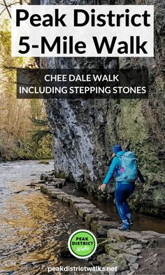 One of my favourite places to walk in the Peak District Chee Dale in the Places To Visit Uk, Beautiful Places To Visit, Places To Travel, Travel Destinations, Places To Go, Peak District England, Country Walk, Walking Routes, Weekends Away