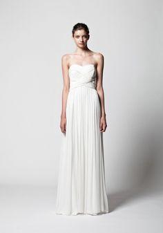 Kisui Bridal gowns. read more -  http://www.hummingheartstrings.de/index.php/hochzeitsmode/brautmode-von-kisui/ 