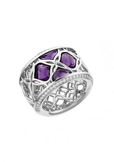 IMPERIALE Lace Ring