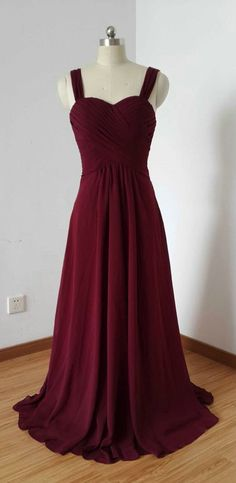 Simple Bridesmaid Dresses Prom Dress Prom Dresses Wedding Party Gown Cocktail Formal Wear on Storenvy